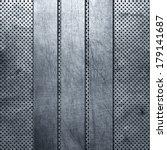 metal background | Shutterstock . vector #179141687