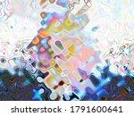 digital effects. multicolor...   Shutterstock . vector #1791600641