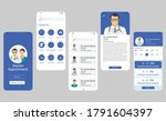 medical healthcare and doctor... | Shutterstock .eps vector #1791604397