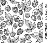 seamless pattern with... | Shutterstock .eps vector #1791628451