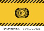 bitcoin mining icon grunge... | Shutterstock .eps vector #1791726431