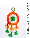 Indian Tricolour Or Tiranga...