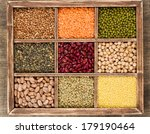 Mix From Various Beans Lentils...