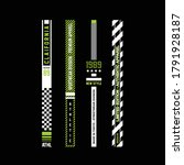 strips slogan fashion simple...   Shutterstock .eps vector #1791928187