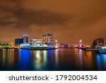 Salford Quays Business District ...