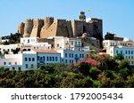Greece  Patmos Island  View Of...