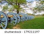 Revolutionary War Cannons On...