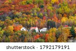 Fall Foliage In Quebec...