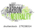 word cloud with carbon... | Shutterstock . vector #179238314