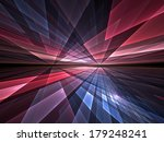 Abstract 3d Backdrop   Vibrant...