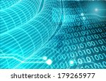 industrial technology solutions ... | Shutterstock . vector #179265977