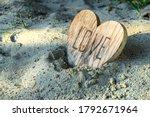 Handmade Heart Shaped Natural...