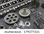machine engine components... | Shutterstock . vector #179277221