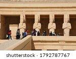 Luxor  Egypt   February 2014....