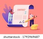 people make a deal agreement ... | Shutterstock .eps vector #1792969687
