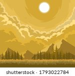 cartoon illustration of the... | Shutterstock .eps vector #1793022784