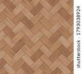 floor wood parquet. flooring... | Shutterstock .eps vector #1793038924