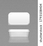 empty transparent cheese ...   Shutterstock .eps vector #1793108404