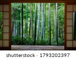 Traditional Japanese House In...