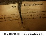 The First Amendment Of The Us...