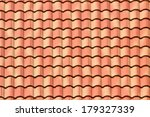 Ceramic Tile Roof Texture...