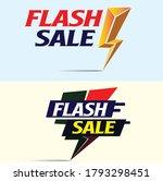 flash sales promotion offer...   Shutterstock .eps vector #1793298451