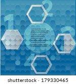 abstract geometrical design    Shutterstock .eps vector #179330465