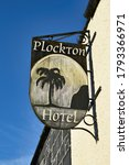 Plockton  Scotland Uk   August...