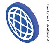 global breakthrough icon....   Shutterstock .eps vector #1793417941