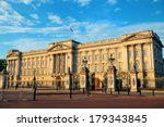 Buckingham Palace In The...
