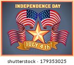 independence day 4th of july  | Shutterstock .eps vector #179353025