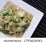 Thai Food  Stir Frief Mixed...