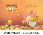 Autumn Sale Design. Autumn...