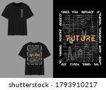 Industrial Streetwear Graphic...