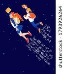 inspirational vector poster for ... | Shutterstock .eps vector #1793926264
