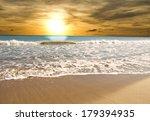 meerschaum dawn | Shutterstock . vector #179394935
