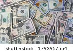 Dollar Bill Background And...
