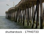 The Rodanthe Pier On The...