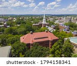Harvard University Sever Hall...