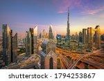 Dubai   Amazing City Skyline...