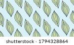 leaves  leaf seamless pattern... | Shutterstock .eps vector #1794328864