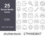 vector illustration of social...