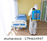 Staff Protective Suit Ppe And...