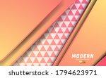 modern geometric abstract shape ... | Shutterstock .eps vector #1794623971