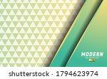 modern geometric abstract shape ... | Shutterstock .eps vector #1794623974