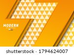 modern geometric abstract shape ... | Shutterstock .eps vector #1794624007