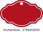 simple vector design of a... | Shutterstock .eps vector #1794642034