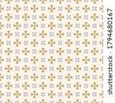 vector geometric ornament.... | Shutterstock .eps vector #1794680167