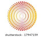 Circles Concept Dots