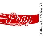 pray for belarus vector... | Shutterstock .eps vector #1794769174